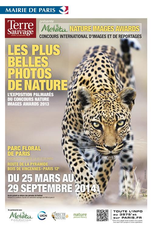 Exposition palmarès des Melvita Nature Images Awards 2013
