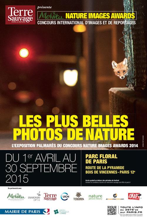 Exposition palmarès des Melvita Nature Images Awards 2014