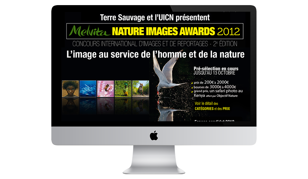 Melvita Nature Images Awards 2012