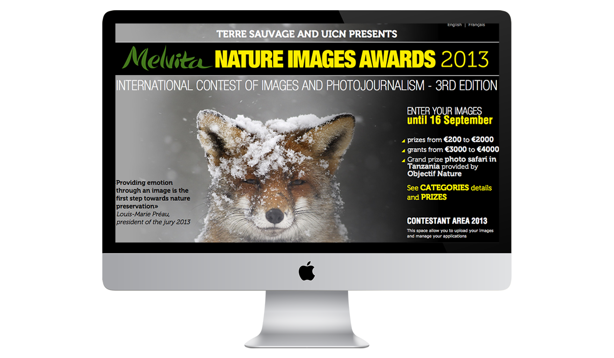 Melvita Nature Images Awards 2013
