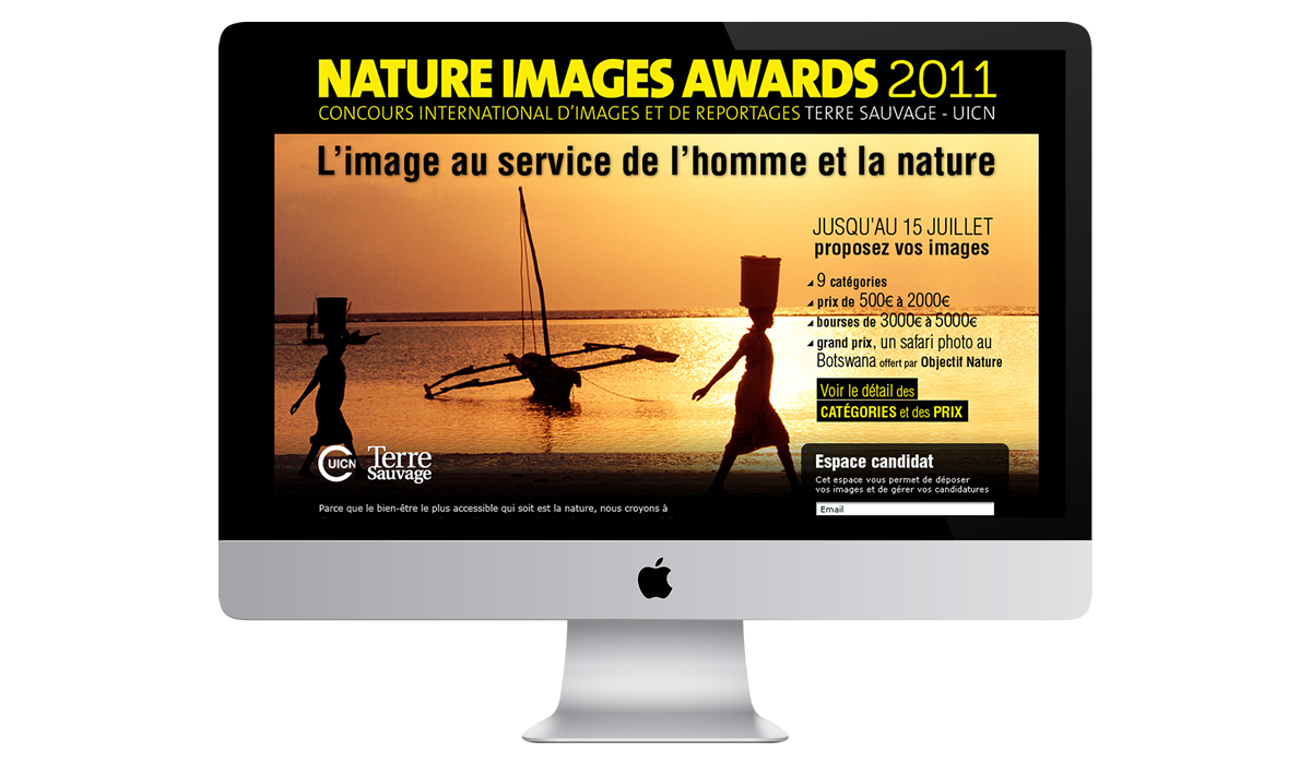 Nature Images Awards 2011