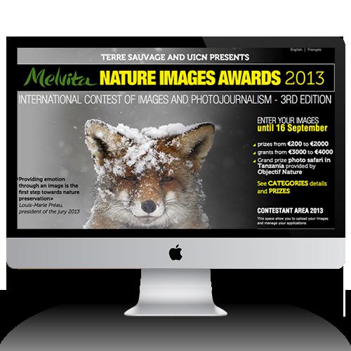 Melvita Nature Images Awards 2013