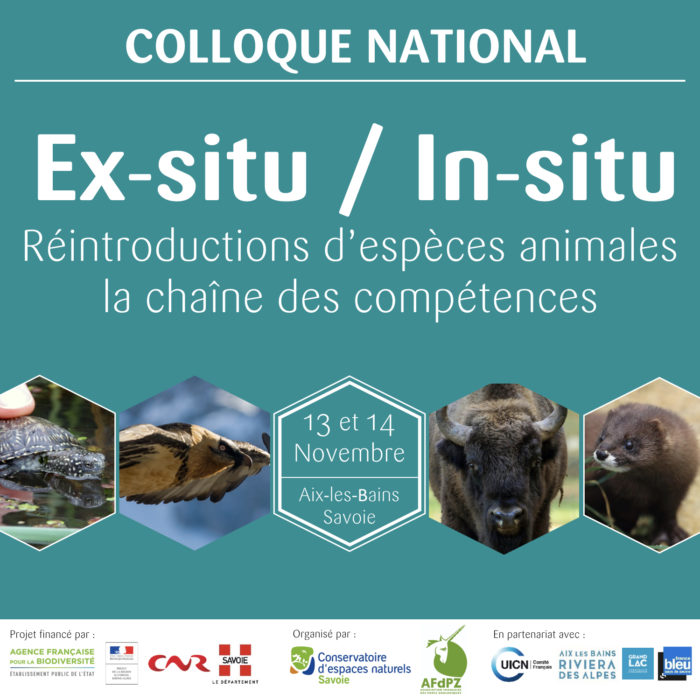 Colloque Ex-Situ / In-Situ : conception, production et animation